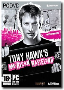 Tony Hawk's American Wasteland per PC Windows