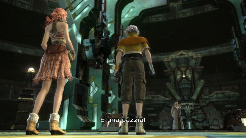 Microsoft ha richiesto Final Fantasy XIII su Xbox, dice Wada