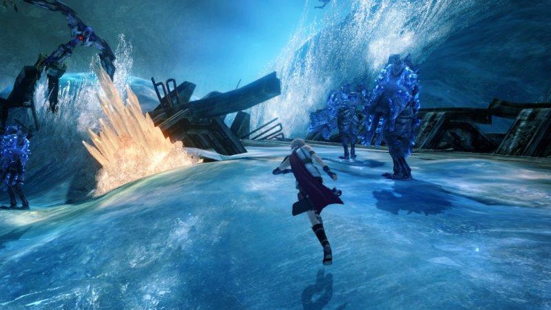 Final Fantasy XIII supera il milione in US