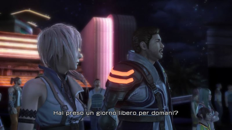 Un contest di Italia Top Games per la guida di Final Fantasy XIII