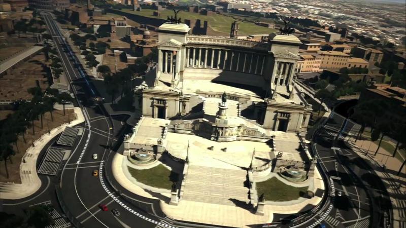 Gare in notturna e Roma nel nuovo trailer di Gran Turismo 5