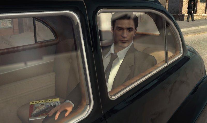 Mafia 2: due immagini e partnership con Playboy