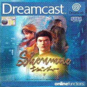 Shenmue per Dreamcast