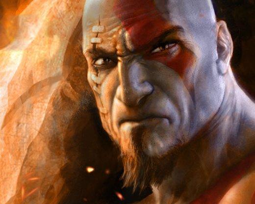 God of War al Videogames Party di Modena