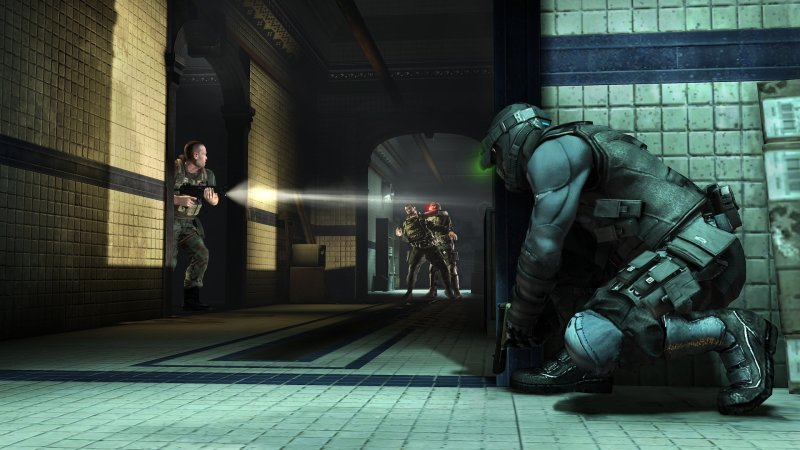 Splinter Cell: Conviction si ispira a Uncharted 2 e Max Payne