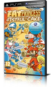Fat Princess: Fistful of Cake per PlayStation Portable