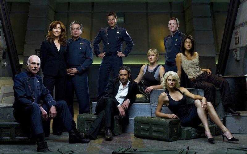 MMO in arrivo su Battlestar Galactica