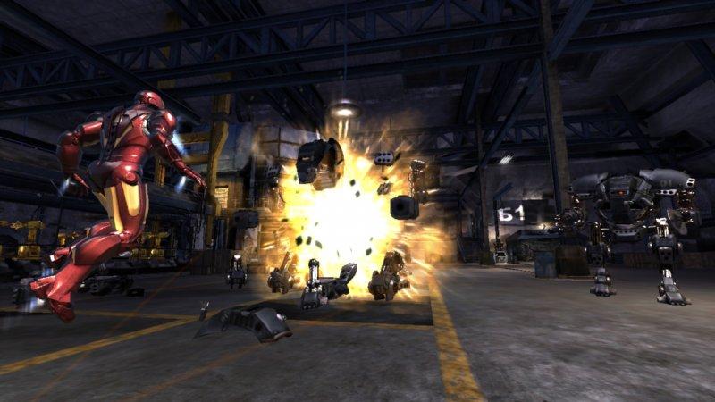 Un diario di sviluppo per Iron Man 2