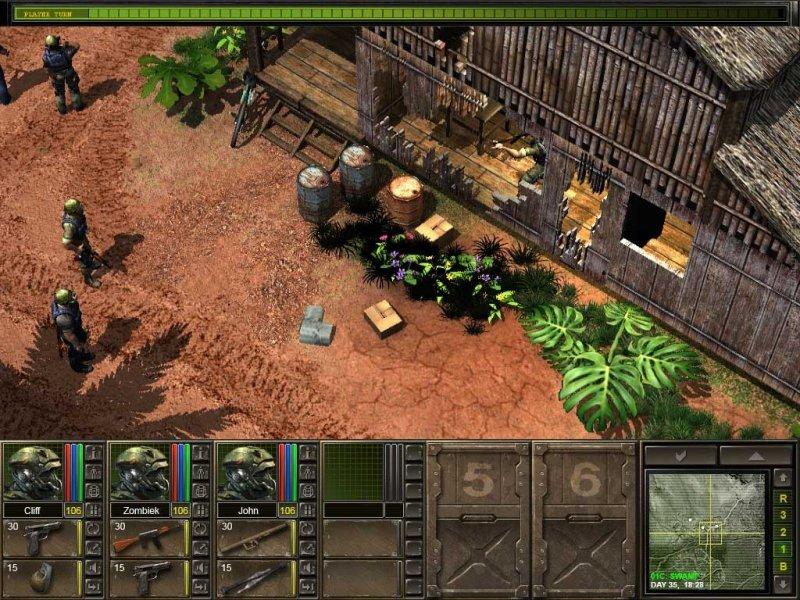 Jagged Alliance 3 arriva nel 2011