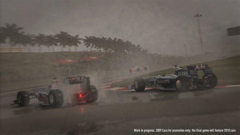 La F1 è una cosa seria