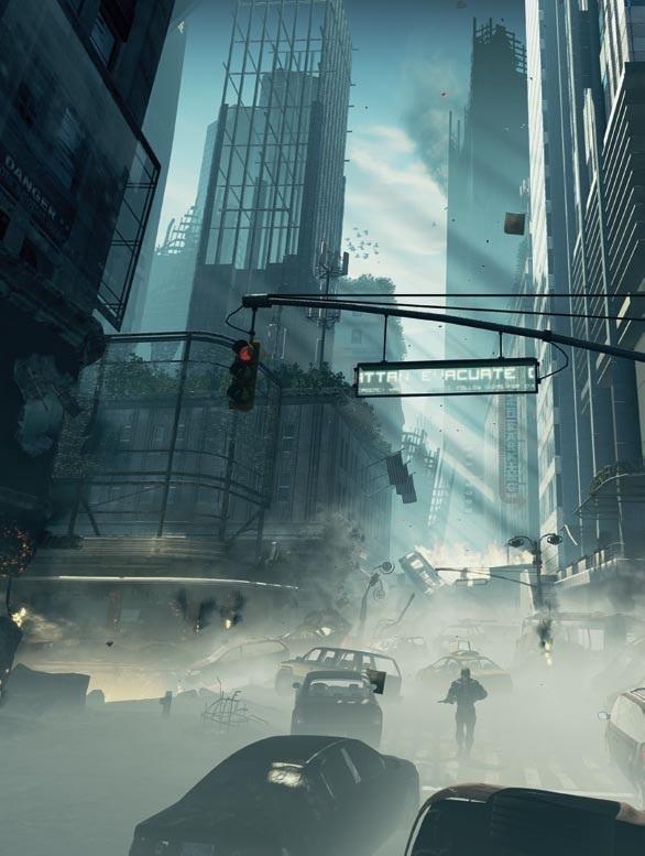 Crysis 2: seconda dimostrazione per il CryEngine 3