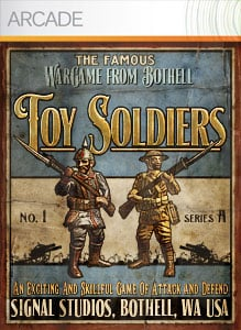 Toy Soldiers per Xbox 360