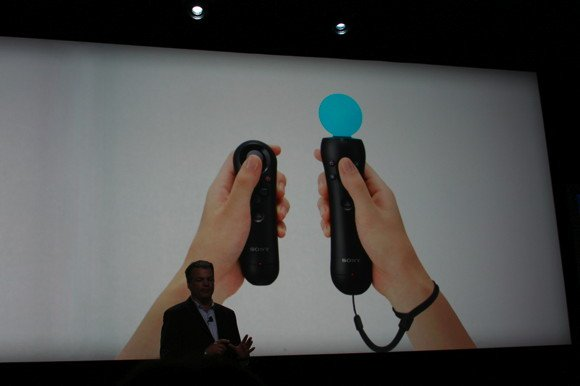 PlayStation Move: ecco il motion controller