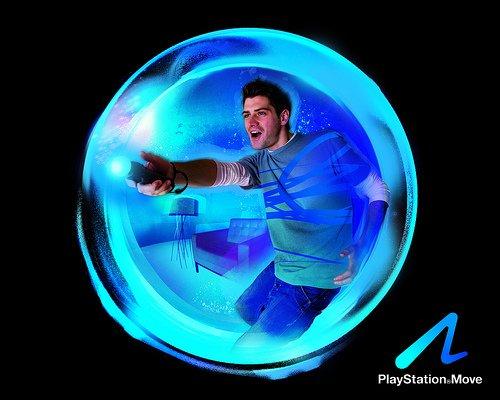 Sony contrattacca: Move ha un grande vantaggio su Wii