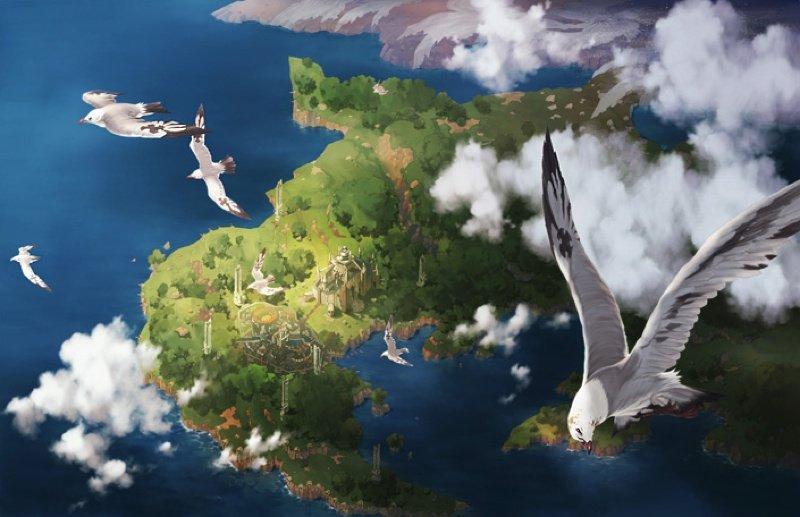 Prime immagini di The Last Story, RPG di Sakaguchi per Wii