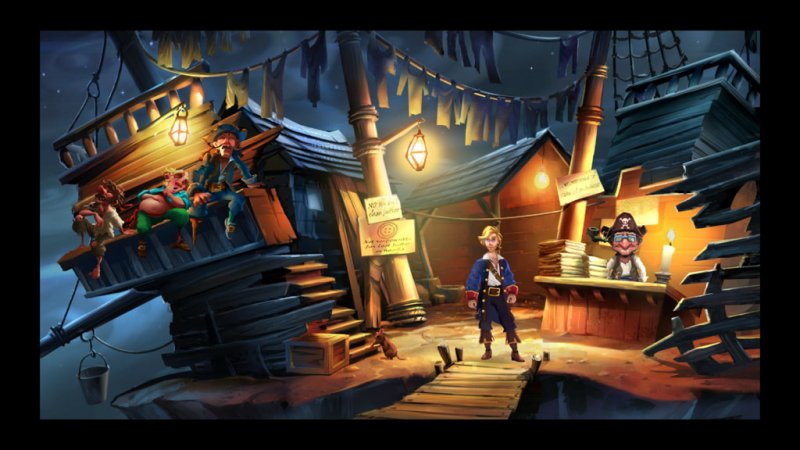 Annunciato The Secret of Monkey Island 2 - Special Edition