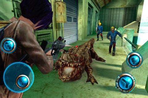 Screen e video per Zombie Infection su iPhone