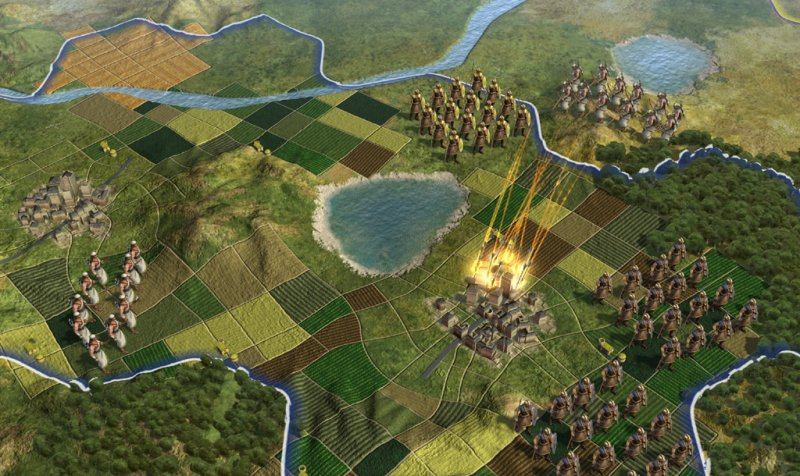 Una data per Civilization V