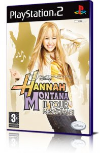 Hannah Montana: Il Tour Mondiale per PlayStation 2