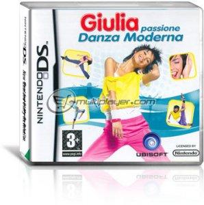 Giulia Passione Danza Moderna per Nintendo DS