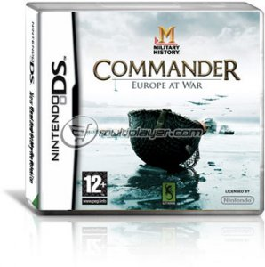 Military History Commander: Europe at War per Nintendo DS