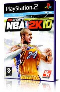 NBA 2K10 per PlayStation 2