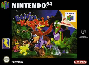 Banjo-Kazooie per Nintendo 64