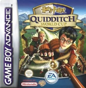 Harry Potter: Quidditch World Cup per Game Boy Advance