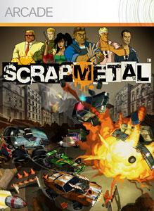 Scrap Metal per Xbox 360