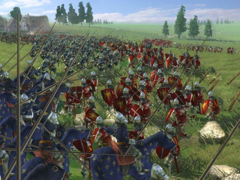 Cent'anni di guerra in videogioco