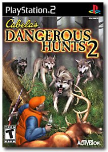 Dangerous Hunts 2 per PlayStation 2