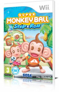 Super Monkey Ball: Step & Roll per Nintendo Wii