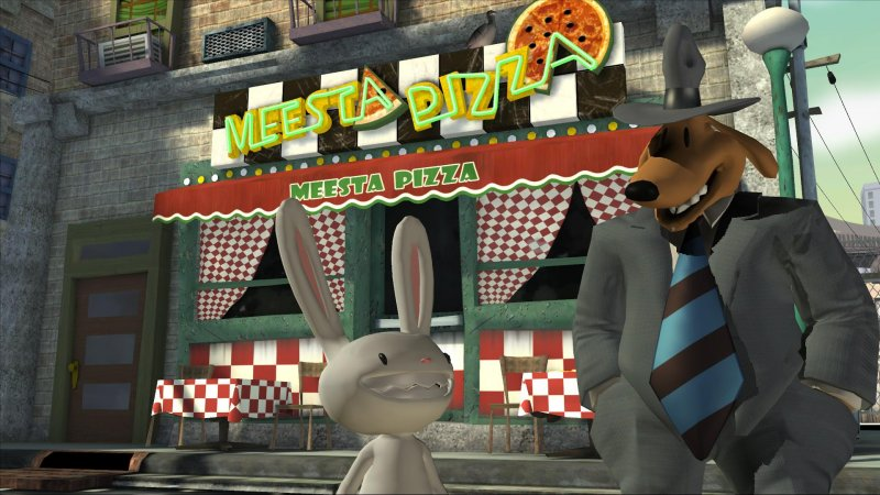 Sam and Max: The Devil's Playground gratuito con PlayStation Plus