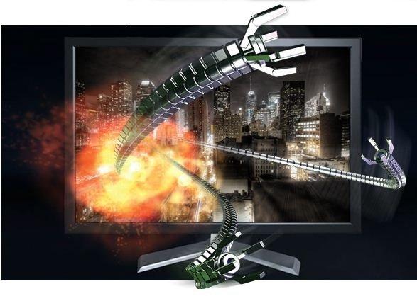 nVidia annuncia il 3D TV Play, Epic la compatibilità con 3D Vision