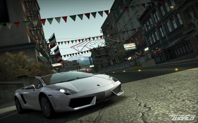 Need for Speed World entra nella terza fase di beta