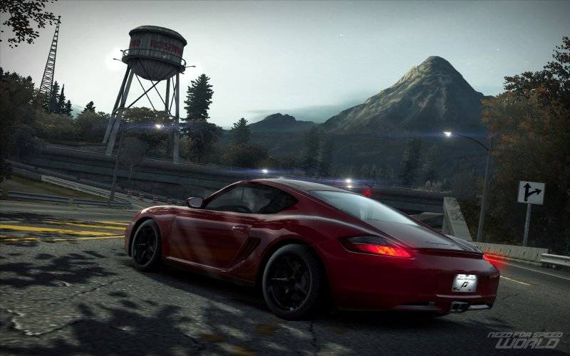 Nuova fase beta per Need for Speed World