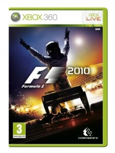 F1 2010 per Xbox 360