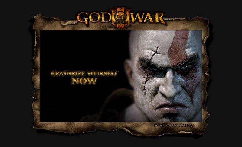 Chi vuol essere una faccia da Kratos?