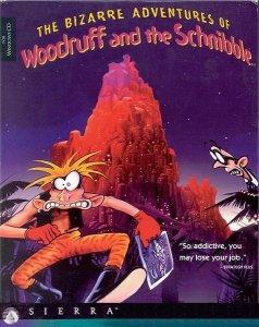 Woodruff and the schnibble of Azimuth per PC Windows