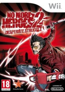 No More Heroes 2: Desperate Struggle per Nintendo Wii