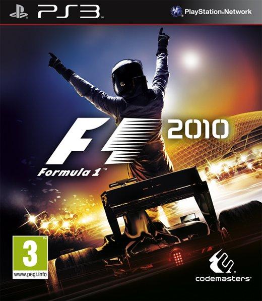 Svelato il packshot ufficiale di F1 2010