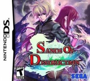 Sands of Destruction per Nintendo DS