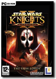 Star Wars: Knights of the Old Republic II - The Sith Lords per PC Windows