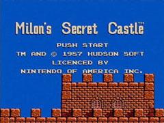 Milon's Secret Castle per Nintendo Wii