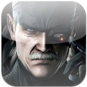Metal Gear Solid Touch per iPhone