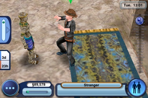 The Sims 3 Travel Adventures sbarca su iPhone