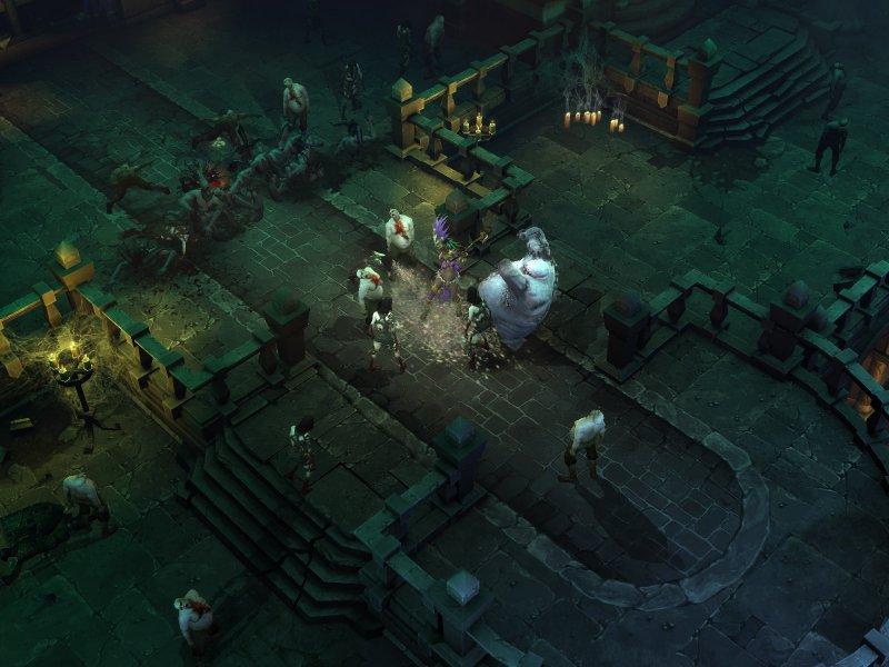 Confermata la closed beta di Diablo III