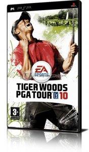 Tiger Woods PGA Tour 10 per PlayStation Portable