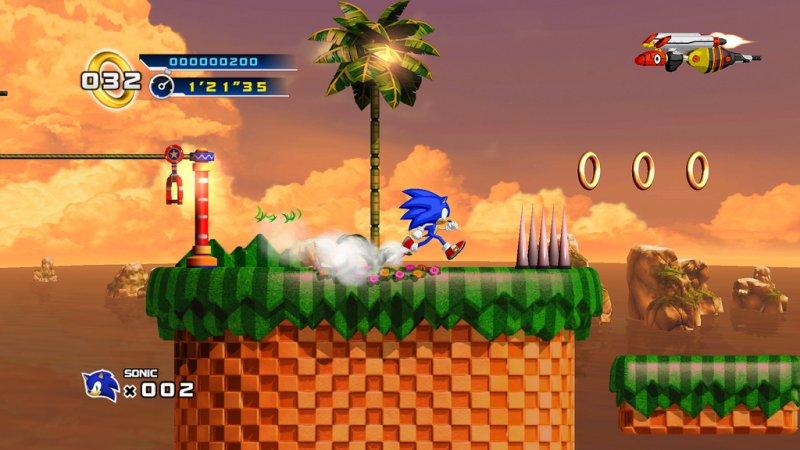 SEGA spiega il perché di Sonic 2D o 3D