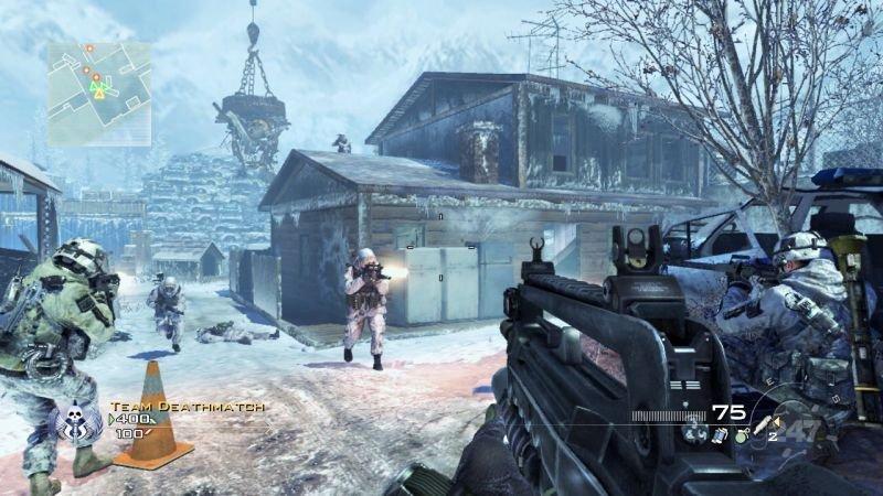 Lo Stimulus Pack di Modern Warfare su Live, con qualche problema
